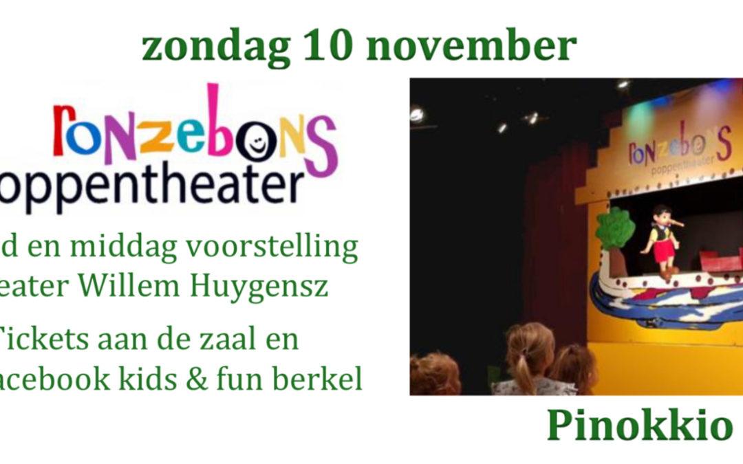 Zondag 10 November